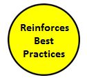 Image saying that On Demand Paper Labels Reinforce Best Practices